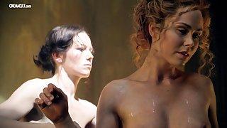 Naakt spartacus - anna hutchison ellen hollman en co