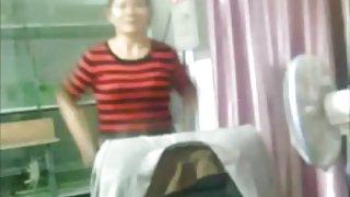 Chinese huisvrouw