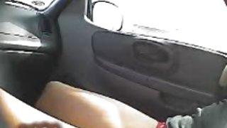 Knipperen van een vrachtwagen chauffeur