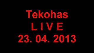 Spermastudio: volgende live show - 23.04. - tekohas