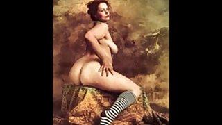 Naakt erotische foto kunst van jan saudek 2