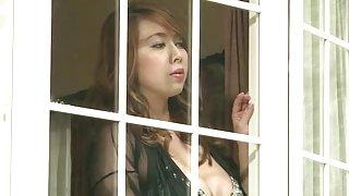 Yumi kazama - een mooie japanse milf