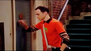 De big bang theorie - sheldon cooper neukt cent