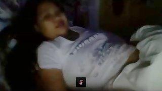 Skype mollige filippijnse tieten webcam