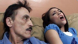 Kristina rose deepthroats stap-vader dick