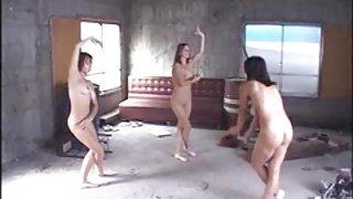 Naakt sport dansen